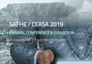 SAFHE/CEASA 2019 – Cape Town – 6 to 8 August 2019