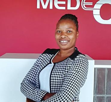 Winnie Maheswa