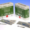 Surgical Scalpel Blade No. 9 2