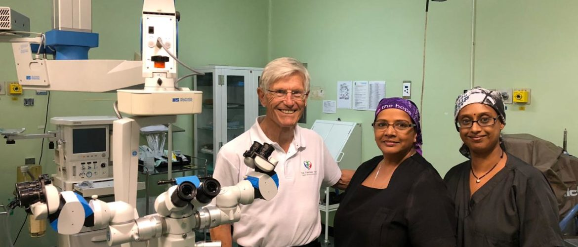 Northdale Hospital Donation