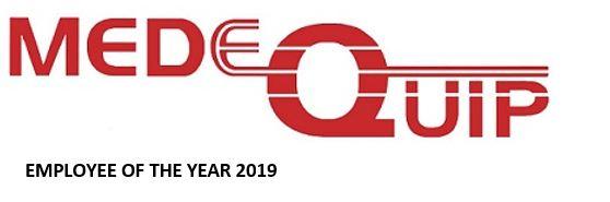 Medequip Employee of the Year 2019