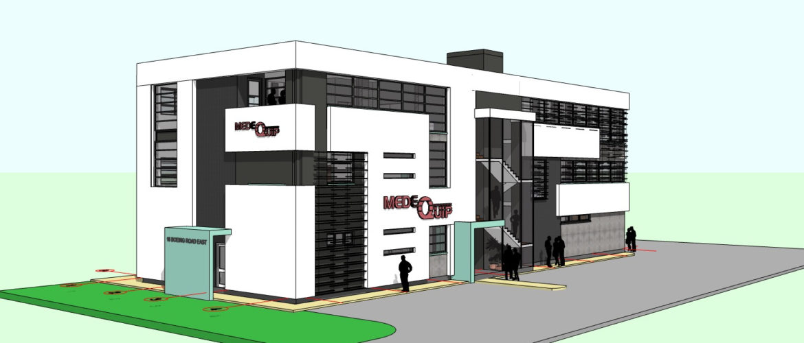 New Home of Medequip - coming soon